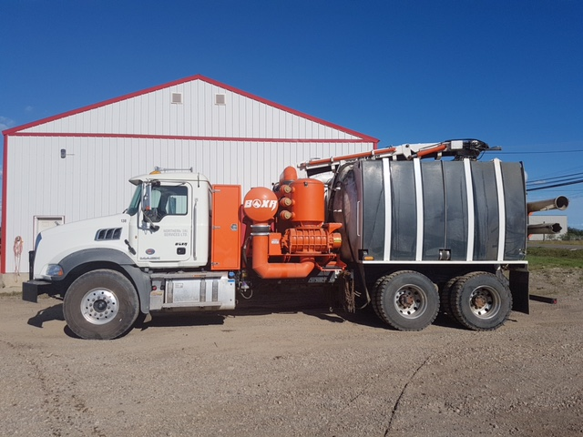 Northern Vac: Hydro Vac Services