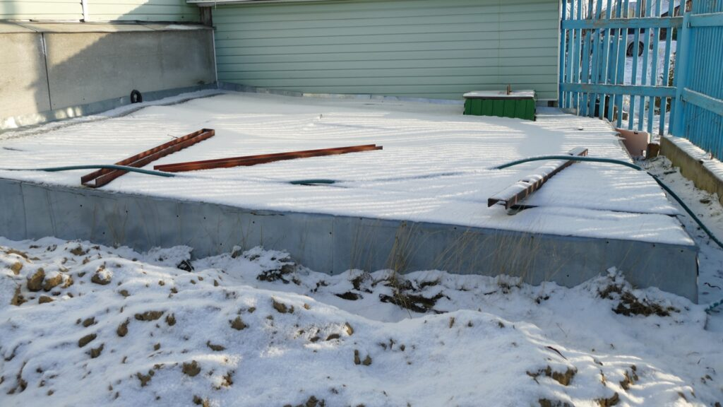 How to Prevent Getting a Frozen Septic Tank
