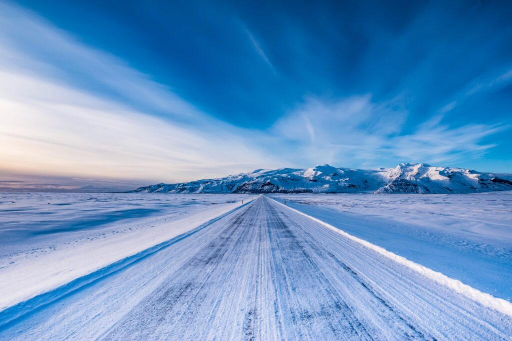 What Goes into Ice Road Building: How Roads Are Built up North
